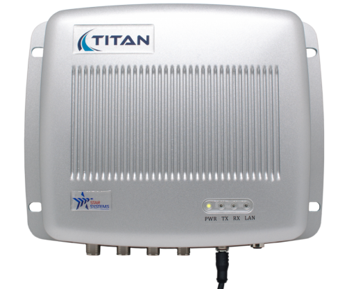 Titan - Multi-Protocol Tolling Reader with power cable