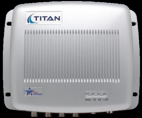 Titan - Multi-Protocol Tolling Reader