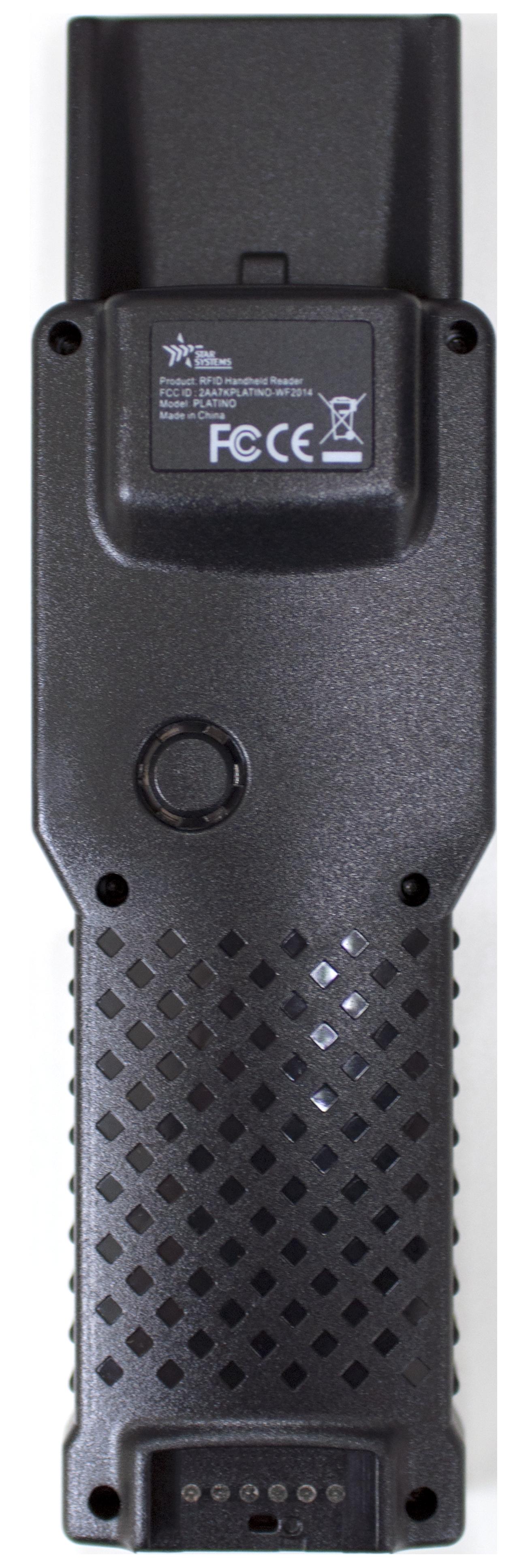 Platino Handheld RFID Reader | Star Systems International