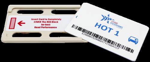 Pulsar Card w/ Holder_HOT 1