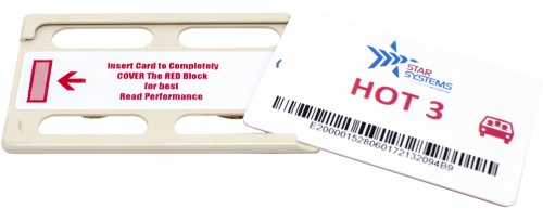 Pulsar Card w/ Holder_HOT 3