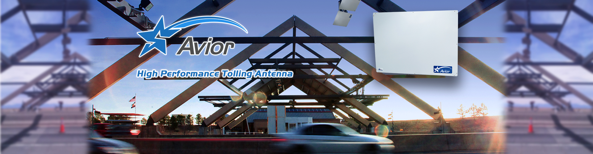 Avior High Performance Tolling Antenna