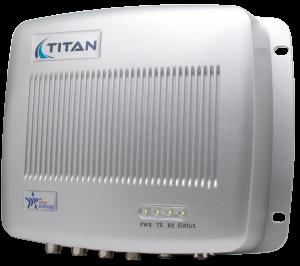 TITAN - Multi-Protocol Tolling Reader | Star Systems